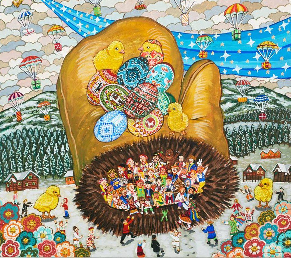 日本と国交25周年のウクライナで壁画を描く!「Over tha Wall〜ウクライナ壁画プロジェクト〜」がキックオフ
