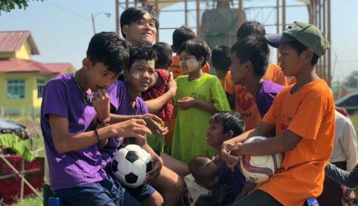 【1/19開催】ソーシャルスタンド #47 サッカーを通じてミャンマーを知る&考える