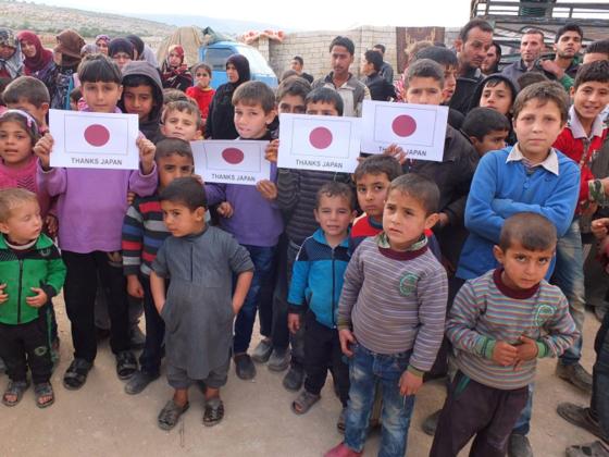 一瞬にして難民となった子どもたち。シリア難民キャンプに、彼らの学び舎を作りたい!