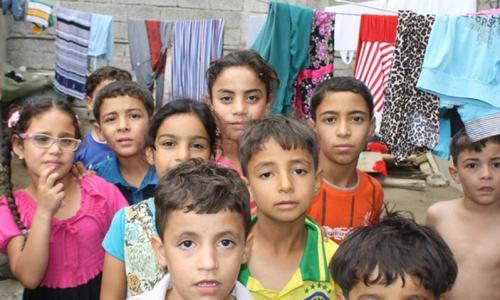 """日本国際ボランティアセンター(JVC)の""""戦争・ISで心に傷を負い、閉ざしてしまったイラクの子どもたちのケアを行い社会復帰をサポートする""""ためのクラウドファインディングが10月3日で終了"""