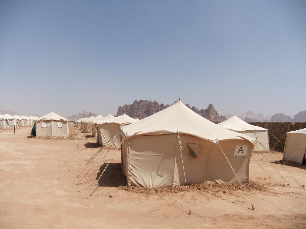 7/3:ヨルダンの難民キャンプの様子を伝える2時間@FM FUJI