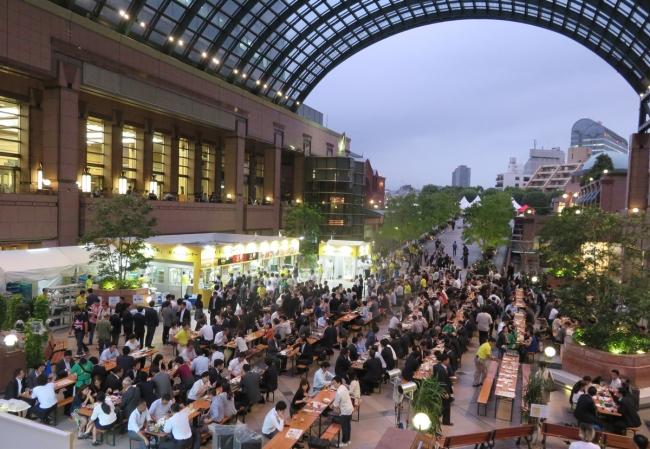 飲んだ分だけ熊本への寄付になる!第8回「恵比寿麦酒祭り」 (9/14~19に開催予定)